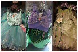 Ariel Clothes For Toddlers Disney Princess Dress And Other Costume Faq Touringplans Com