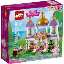 disney princess lego building sets toys lego disney princess palace pets royal castle 41142