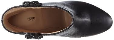 womens boots hugo hugo s geller 10191388 01 ankle boots shoes m4zo63al hugo