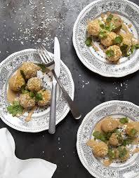 cuisine au gingembre boulettes gingembre noix de coco pour 4 personnes recettes