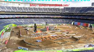 ama live timing motocross rd2 san diego ama supercross 2017 youtube