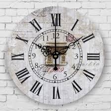 Vintage Home Decor Nz Plastic Vintage Wall Clock Nz Buy New Plastic Vintage Wall Clock