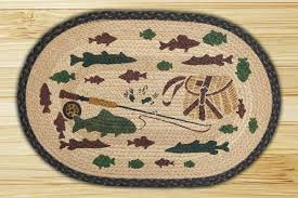 Fishing Rugs Rustic Cabin Rugs And Lodge Style Rugs The Cabin Shack U2013 Page 11