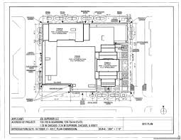 Sears Tower Floor Plan Plans Filed For Soaring Cathedral District Skyscraper And Holy