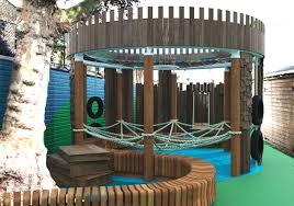 playground design middle earth school playground design project underway