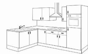dessin evier cuisine dessiner sa cuisine fabulous dessin technique du limon aluminium