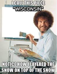 Wisconsin Meme - is there text under the wisconsin terriblefacebookmemes