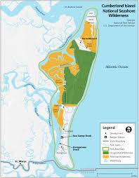 Amelia Island Map Cumberland Island Maps Npmaps Com Just Free Maps Period