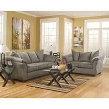 3pc Living Room Set Cobblestone Exeter Living Room Group 8 Pc With 3 Pc Table Rug