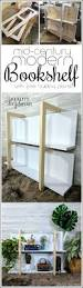 Free Woodworking Plans Bookcase by Best 25 Bookshelf Plans Ideas On Pinterest Bookcase Plans