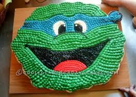 birthday cakes images ninja turtle birthday cakes delicious