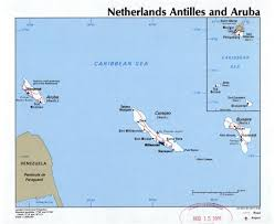 Map Of The Netherlands Maps Of Aruba Detailed Map Of Aruba In English Tourist Map