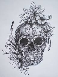 best 25 pretty skull tattoos ideas on pinterest tattoo ideas