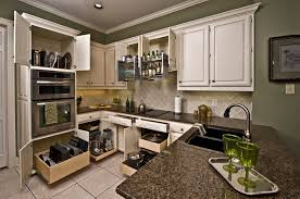 kitchen cabinet slide out shelves shelfgenie of los angeles increases storage space in beverly hills