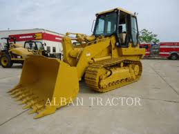 used construction equipment for sale alban cat