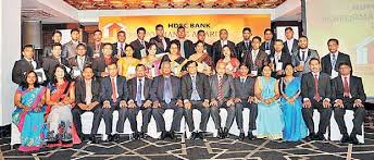 hdfc bank holds annual staff awards ceremony daily mirror sri