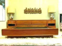 vintage mid century modern bedroom furniture mid century modern bed interior envy mid century mid century modern