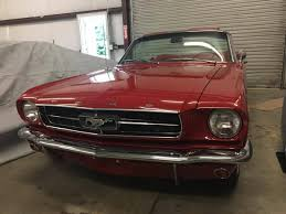 1965 ford mustang for sale in california 1965 ford mustang for sale 1964607 hemmings motor