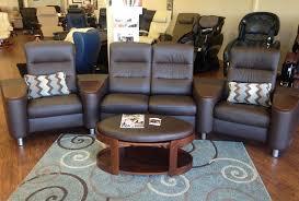 microfiber home theater seating ekornes stressless wave high back sofa ekornes stressless wave