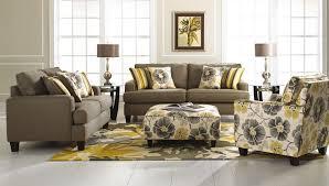 yellow living room set badcock furniture living room new home interior design ideas on