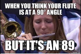 Flute Memes - memes for obsessed flute players posts facebook