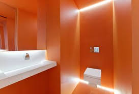 orange bathroom ideas orange bathroom ideas design accessories pictures zillow