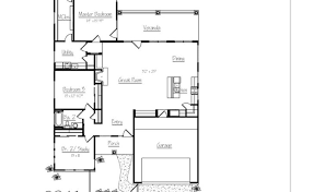custom house floor plans 25 stunning custom floor plans free homes plans