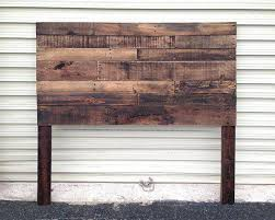Pallet Wood Headboard Wood Headboard Ideas Jamiltmcginnis Co