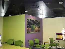 Waiting Area Interior Design A Pediatric Dental Practice With An Outer Space Theme Unique