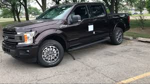 2018 ford f 150 xlt sport 4x4 tour u0026 test drive youtube