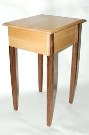 simple side table plans side tables woodworking plans side table simple square bedside