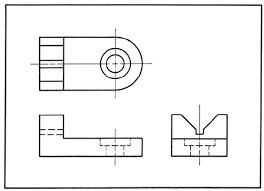 mutli view drawing images reverse search