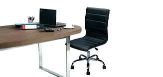 chaise bureau sans chaise de bureau noir gaard me