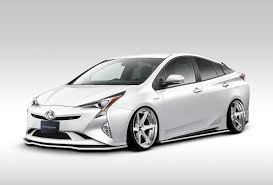 lexus ct or toyota prius 2016 toyota prius getting hellaflush body kit from kuhl racing