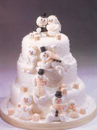 the 25 best christmas wedding cakes ideas on pinterest winter