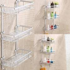 Plastic Bathroom Storage Plastic Bathroom Shelves Ccode Info