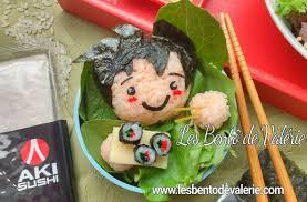 la cuisine de valerie pour l amour de la cuisine asiatique aki sushi et les bentô de
