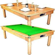 pool table light size pool table dining combination cute combo tables set turn into luxury
