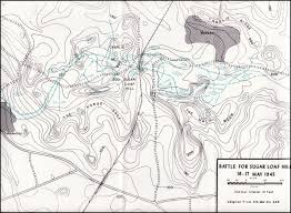 Rose Hills Map Hyperwar Usmc Operations In Wwii Vol V Victory And Occupation