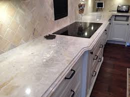 Tiles For Bathroom Countertops Kitchen Cozy Quartzite Countertops With Electric Stove And Tile