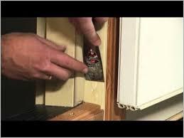 Exterior Door Seal Replacement How To Seal Front Door Searching For Corner Seal Replacement
