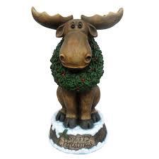 Christmas Moose Home Decor Garden Ornaments Garden Decor Sears