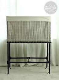 Vintage Storage Ottoman Vintage Storage Basket Laundry Hamper Clothes Hamper Storage