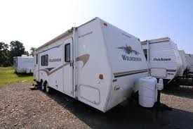 Fleetwood Wilderness Travel Trailer Floor Plans Fleetwood Wilderness Rvs For Sale Camping World Rv Sales