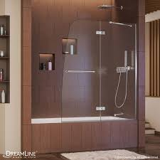 plain shower doors for bathtubs find this pin and more on