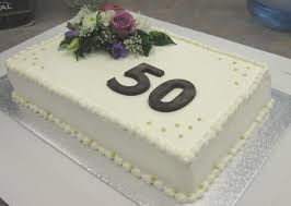 Wedding Anniversary Cakes Preparing The 50th Wedding Anniversary Cakes U2014 Marifarthing Blog