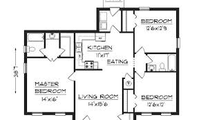 22 stunning simple plan of house house plans 55806