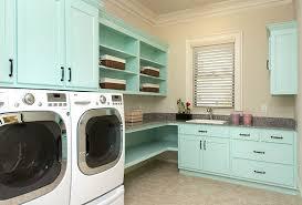 eye catching laundry room shelving ideas