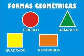 figuras geometricas todas 100 figuras geométricas infantiles en dibujos para niños formas