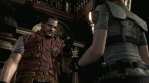 resident evil hd remaster gets its first official trailer rely